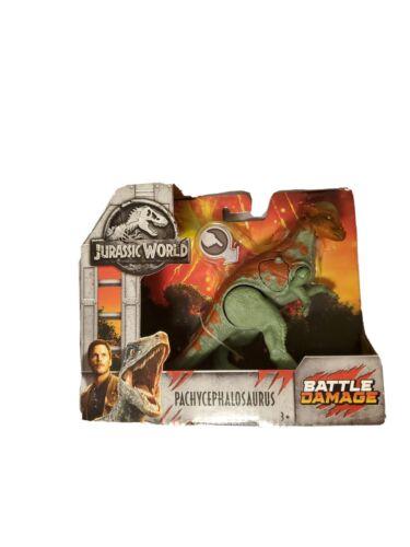 Jurassic World ~ Fallen Kingdom Battle Damage-Pachycephalosaurus par Mattel