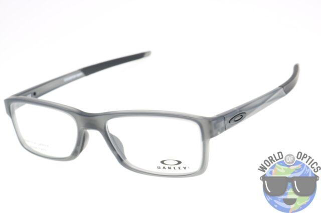 5ddf1a702d Oakley RX Eyeglasses OX8089-0354 CHAMFER MNP Satin Grey Smoke Frame  54-17