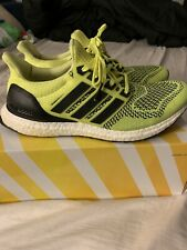 9326ee909 adidas Ultra Boost 1.0 Frozen Yellow Solar 10 Womens   9 Mens DS ...