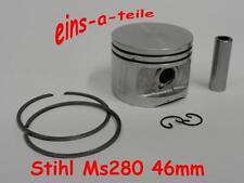 Kolben passend für Stihl MS280 46mm NEU Top Qualität