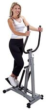 Folding Stair Stepper Climber Cardio Work Out Gym Fitness Burn Calories Health