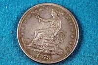 ESTATE FIND 1878-S Silver Trade Dollar!! #C3451
