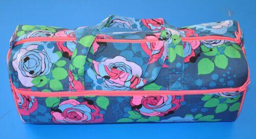 Knitting Craft Storage Bag Roses Design for Needles Wool Pattern Gift