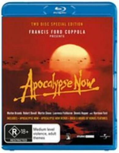 1 of 1 - APOCALYPSE NOW Special Edition : NEW Blu-Ray