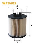 Filtron PE973/5 Fuel Filter for OE 8Z0127435A 8Z0127435B 8Z0198567 Audi A2 TDi
