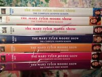 Mary Tyler Moore Complete Years 1-7 In Original Shrink Wrap, Spec.features