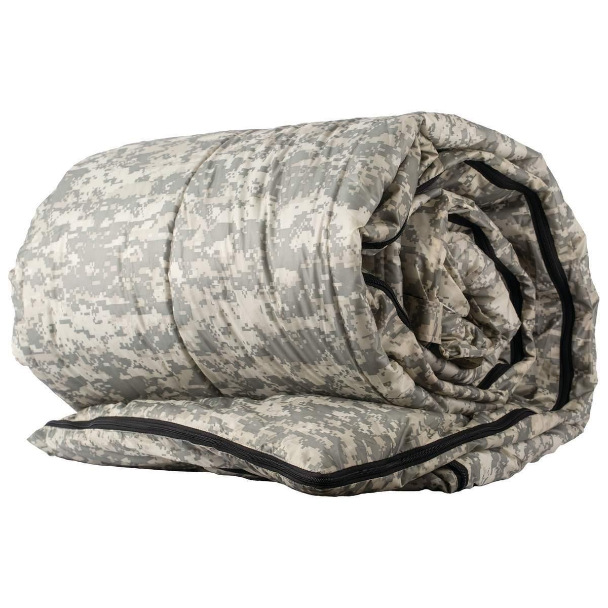 Queen Size Sleeping Bag –  Digital Camo  fashionable
