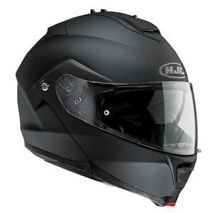 Helmet-HJC-IS-MAX-2-Black-Matt-size-XL