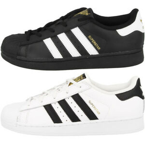 Details zu Adidas Superstar Foundation C Schuhe Kinderschuhe Freizeit Originals Sneaker 80s