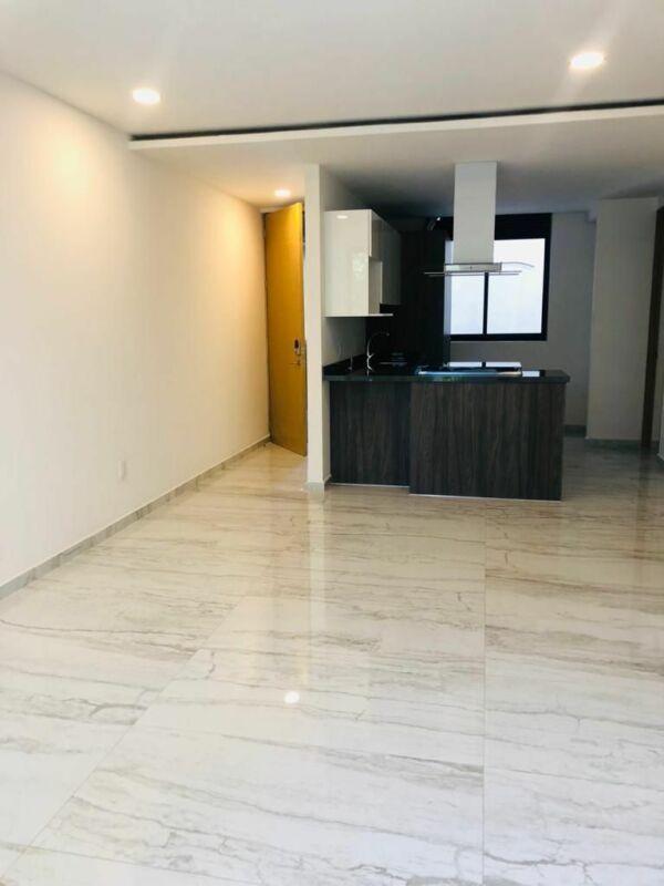 Venta de Departamento 65 m2, Narvarte Poniente
