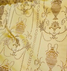 Jacquard-Fabric-Upholstery-and-Drapery-Color-Gold-By-the-Yard-58-034-wide