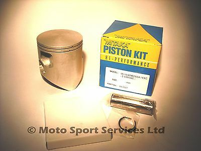 MITAKA Piston Kit /& Small End Bearing KTM 250 SX 2005-2016 EXC 06-18 66.34mm A