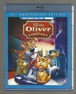 Disney-Oliver-and-Company-Blu-ray-Cover-Art-Case-Only