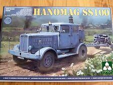 Takom 1:35 Hanomag SS100 WWII German Tractor Model Kit