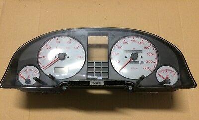 AUDI 80 b3 b4 b3 100 TYPE c4 VDO un4 compteur de vitesse Régulateur de tension Réservoir affichage de température