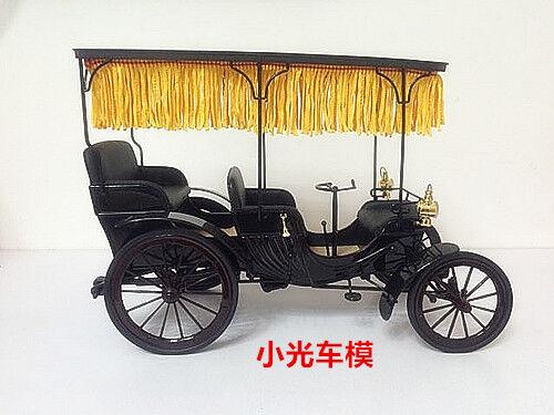 1895 Kejsarinnan Royal bil (1 12) Kinas första kungliga klassiska bilmodelllllerl RARE