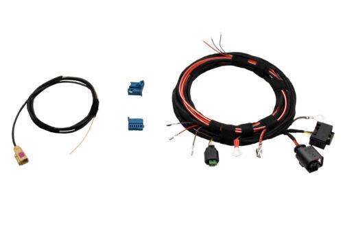 Original Kufatec Kabelbaum Kabel Stecker Standheizung für VW Passat B8 Arteon 3H