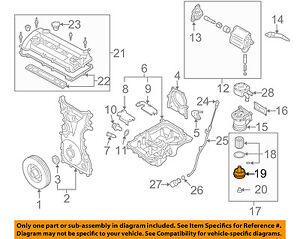MAZDA OEM 07-09 3 Engine Parts-Cover LF0114320A9U | eBayeBay