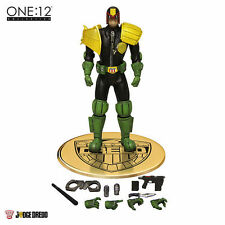 ONE:12 COLLECTIVE: JUDGE DREDD ACTION FIGURE MEZCO - 1/12th scale - 17cm - 6.5""