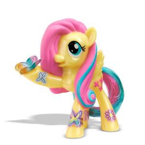 My Little Pony Mcdonalds Happy Meal Figure Fluttershy Ebay