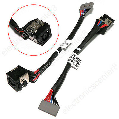 New DC Power Jack Harness CABLE For Dell Inspiron N5040 N5050 M5040 50.4IP05.101