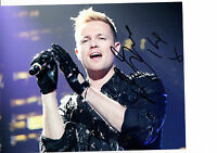 NICKY BYRNE SMALL SIGNED COLOUR  PHOTO FORMER MEMBER OF WESTLIFE