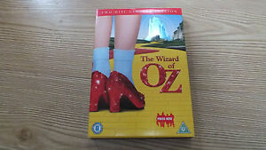 The Wizard Of Oz DVD 2006 2Disc Set RARE MUSICAL BOX LIMITED EDITION - England, United Kingdom - The Wizard Of Oz DVD 2006 2Disc Set RARE MUSICAL BOX LIMITED EDITION - England, United Kingdom