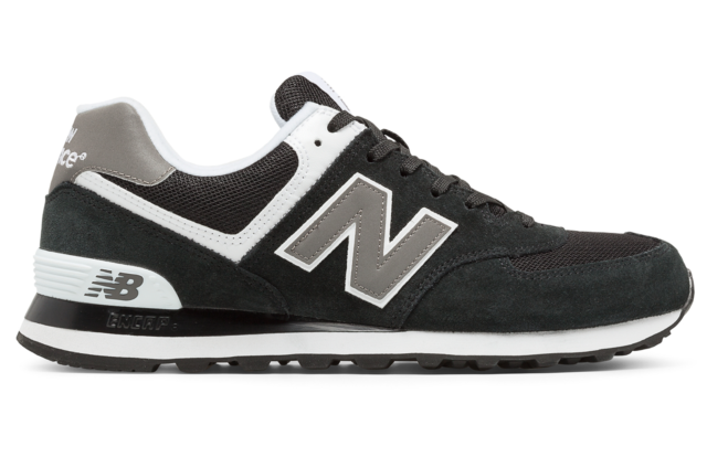 New Balance 574 Classic Men's Fashion Sneakers Casual Shoes (D) NWT M574SKW