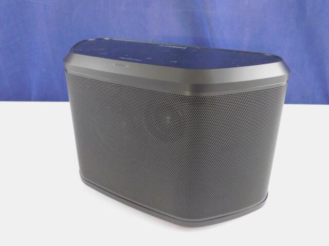 Yamaha MusicCast WX-6 Netzwerk Lautsprecher - Schwarz