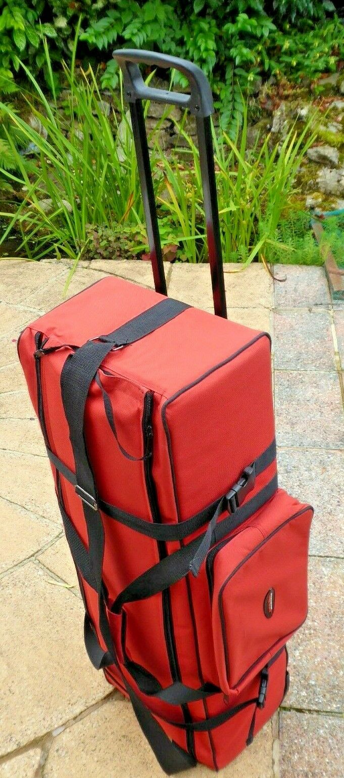 Proline Photography Roller Kit Bag with Adjustable / Removable Dividers
