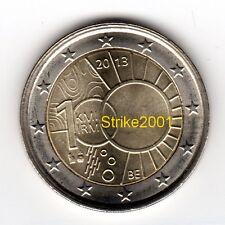 2 EURO COMMEMORATIVO BELGIO 2013 FDC