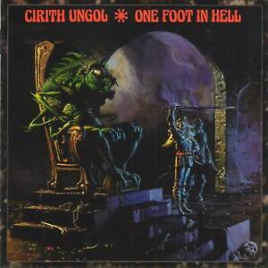 CIRITH-UNGOL-ONE-FOOT-IN-HELL-1986-US-Doom-Heavy-Metal-CD-Jewel-Case-GIFT