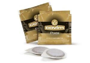 600-cialde-carta-caffe-COVIM-miscela-GOLD-ARABICA-ESE-44-mm-filtrocarta