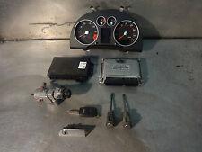 Audi TT 8N 98-06 MK1 225 Quattro 1.8T ECU lock set 8N0906018CB clocks keys BAM