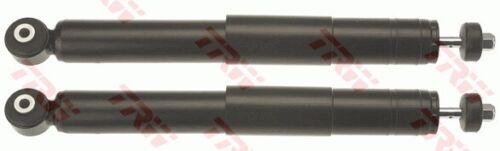 2x Stoßdämpfer TRW TWIN JGT1074T für MERCEDES W211 S211 KLASSE hinten 45mm M10x1
