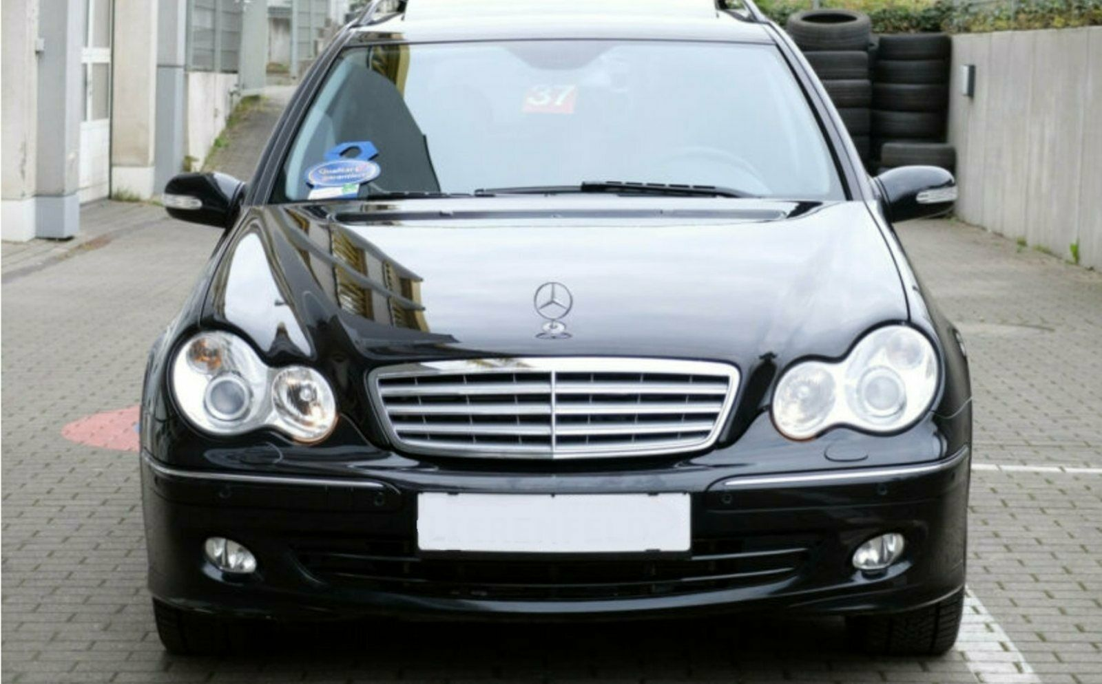 Mercedes C350 3,5 stc. 4-M 5d