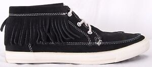 b17bd4b93e6a Converse 532064 All Star High Top Fringe Moccasin Sneakers Women s ...