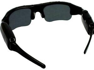 sun glasses with hidden mini secret spy security camera video recorder 1080P HD