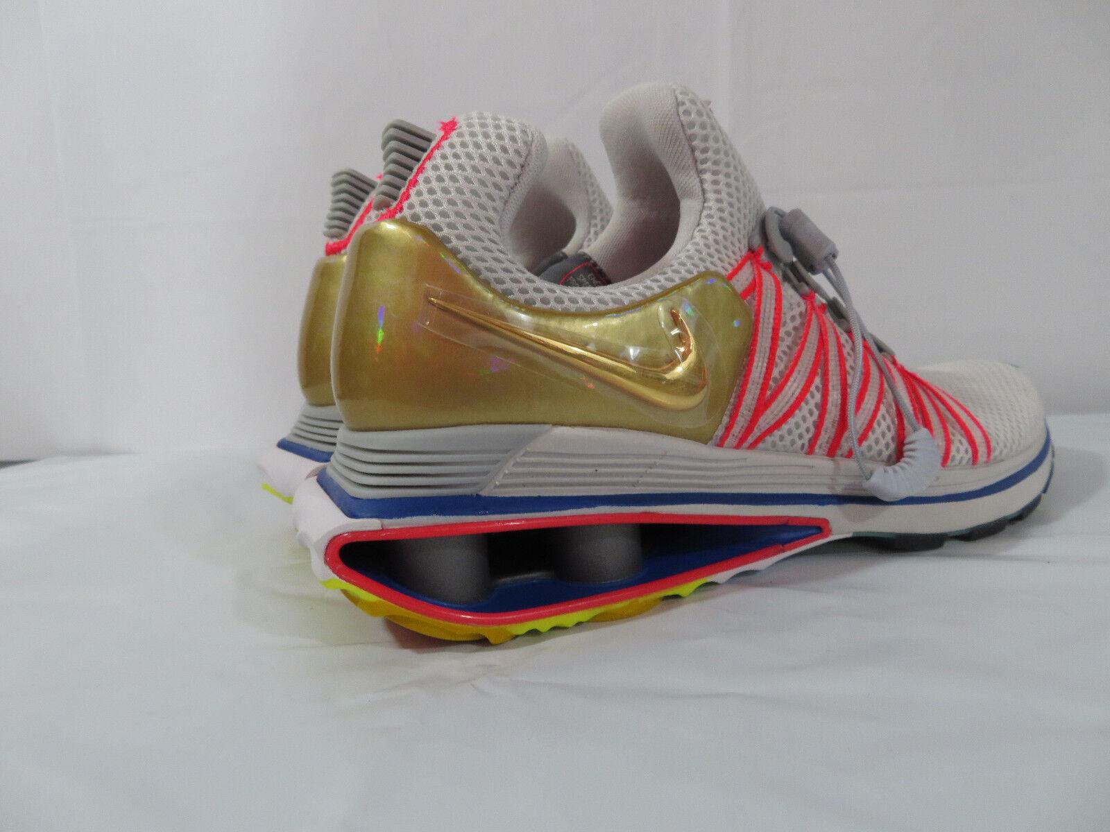 New Nike Shox Gravity Mens Olympic shoes Sizes Sizes Sizes Vast Grey Metallic gold AQ8553 009 14a09b