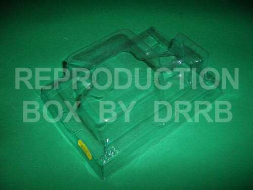 Reproduction Vacuum-Formed /'Bubble/' by DRRB Dinky #736 Bundesmarine Helicopter