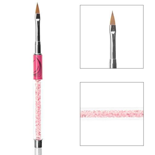 5stk Nagelstift Nail art Tipps UV Gel DIY Acryl Pinsel Maniküre Nagel Stift Set