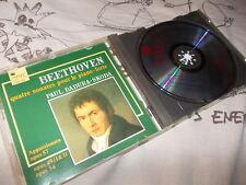 """BEETHOVEN: Piano Sonatas n°23 """"Apassionata"""" 19 20 22 > Badura-Skoda / Astrée CD"""