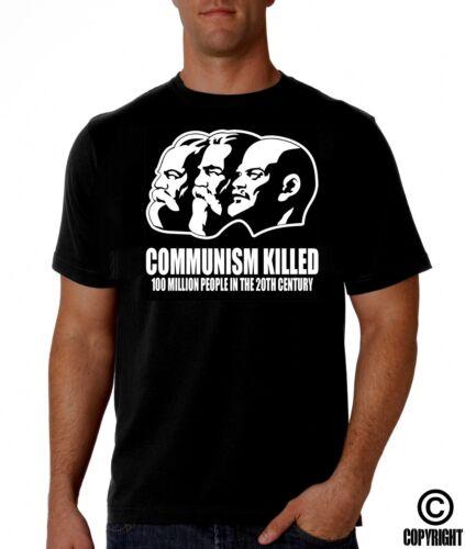 MAGA Anti-communist Communism Killed T-ShirtMarx Qanon, Anti-Socialism