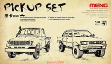 1/35 Meng Model Pickup Set (two Car) VS007