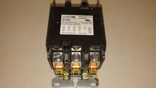 Mars 61491 240-600 Vac Definite Purpose Contactor