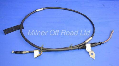 Handbrake Cable Rear R//H for Mitsubishi Shogun 3.2DID 2//2000-8//2006 SWB