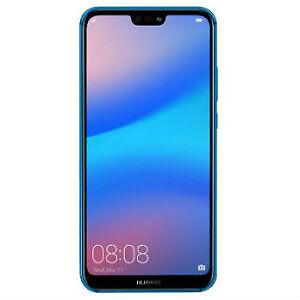 NEUF-HUAWEI-P20-LITE-64GB-DUAL-SIM-4GB-RAM-SMARTPHONE-DESIMLOCKE-BLEU-ANE-LX2