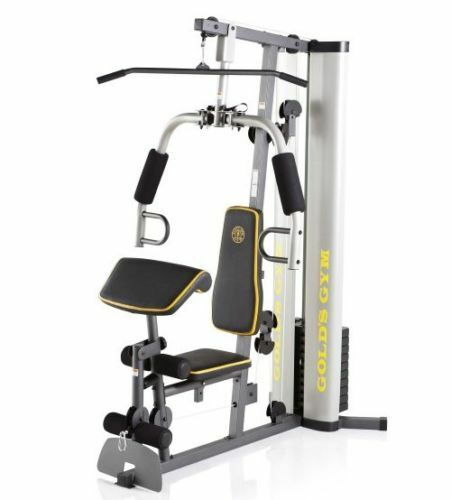 golds Home  Gym XR 55 Training Workout Total Fitness Strength Equipment Exercise  low prices