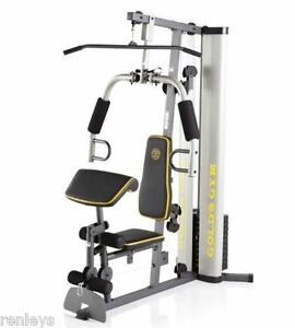 Golds home gym xr 55 training workout total fitness strength