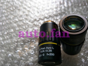 1PCS-for-SIGMA-KOKI-long-working-distance-objective-S-Plan-Apo-L-10x-0-28